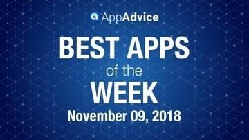 Best Apps of the Week Nov. 9, 2018