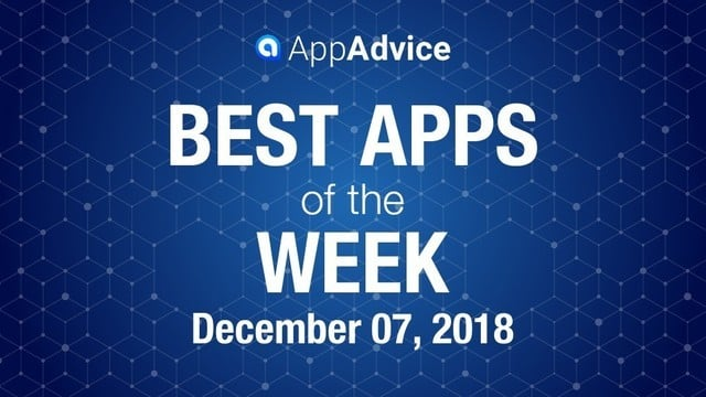 Best Apps of the Week Dec. 7, 2018