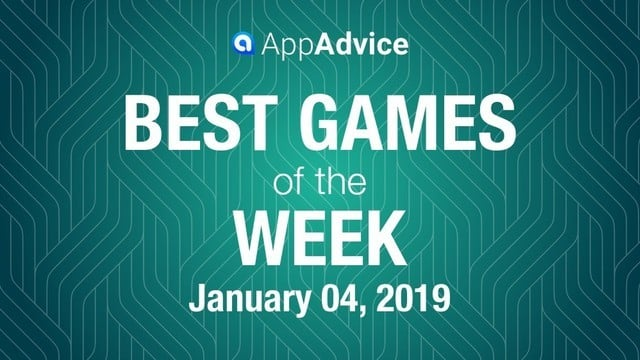 Best Games of the Week January 4, 2018