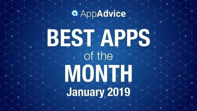 Best Apps of the Month January 2019