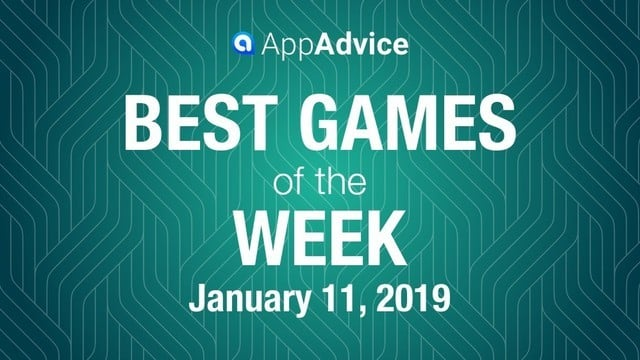 Best Games of the Week January 11, 2019
