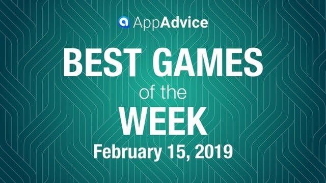 Best Games of the Week February 15, 2019