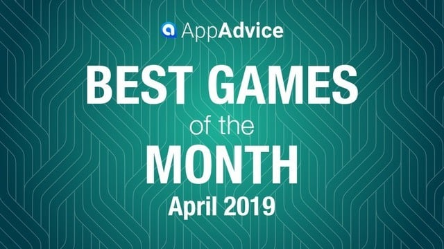 Best Games of the Month April 2019