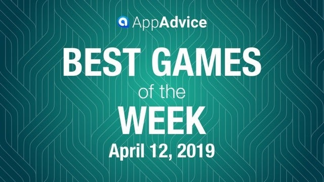 Best Games of the Week April 12, 2019