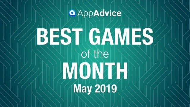 Best Games of the Month May 2019