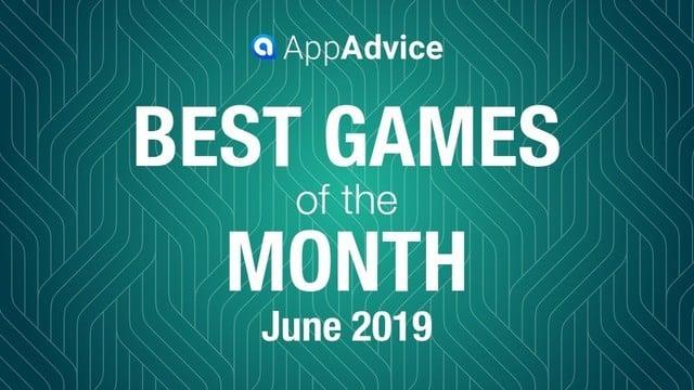 Best Games of June 2019