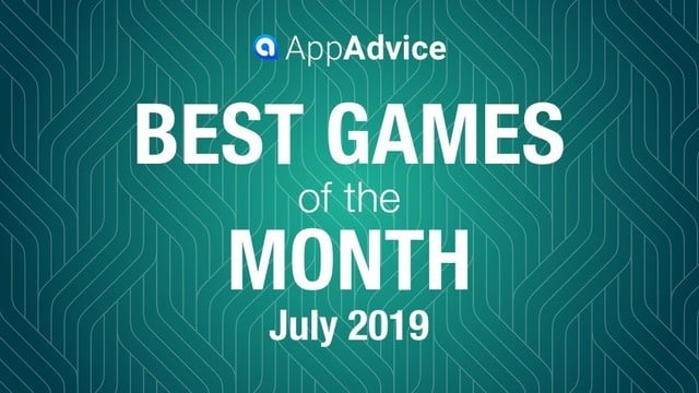 Best Games of the Month July 2019