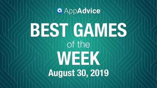 Best Games of the Week August 30