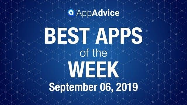 Best Apps of the Week September 6