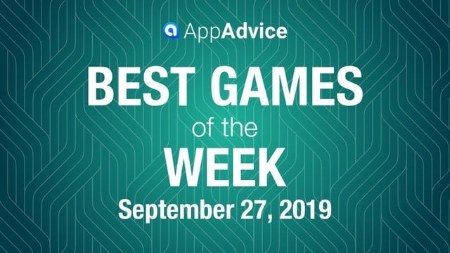 Best Games of the Week September 27