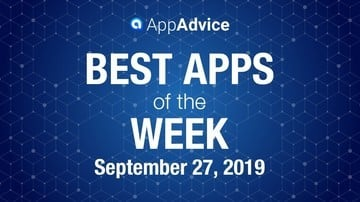 Best Apps of the Week September 27