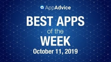 Best Apps of the Week October 11