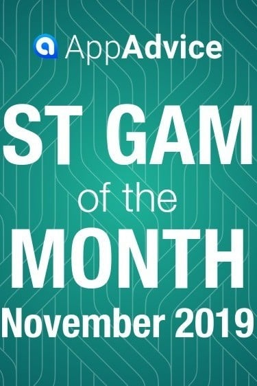 Games of the Month November 2019
