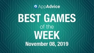 Best Games of the Week November 8