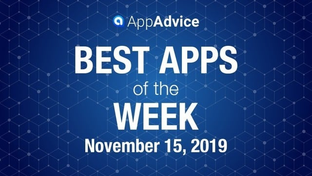 Best Apps of the Week November 15