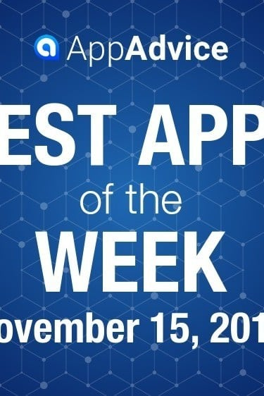 Best Apps of the Week November 15