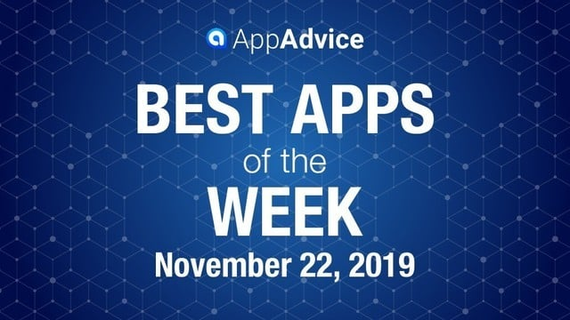 Best Apps of the Week November 22