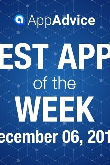 Best Apps of the Week December 6