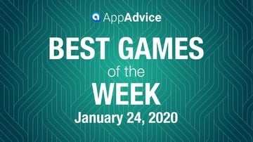 Best Games of the Week January 24