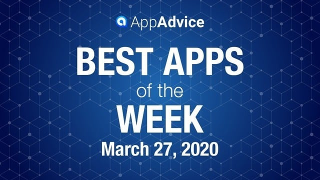 Best Apps of the Week March 27