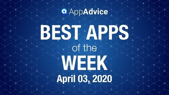 Best Apps of the Week April 3