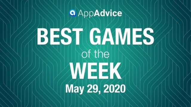 Best Games of the Week May 29