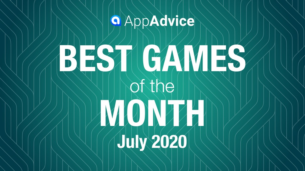 Best GAMES of the MONTH