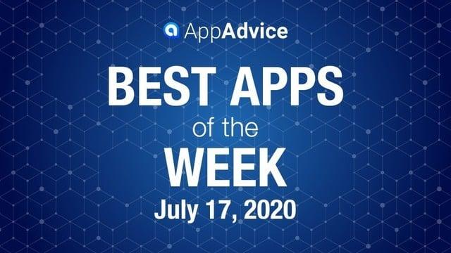 Best Apps of the Week July 17