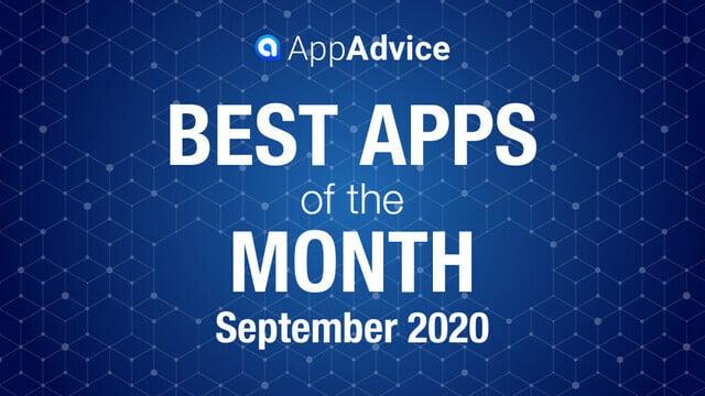 Best Apps of September 2020