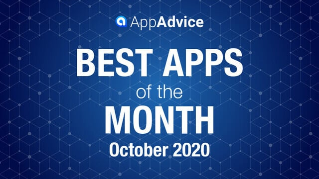 Best Apps of the Month October 2020