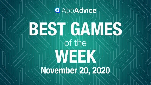 Best Games of the Week November 20