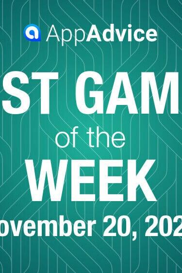 Best Games of the Week November 20