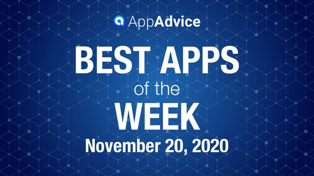 Best Apps of the Week November 20