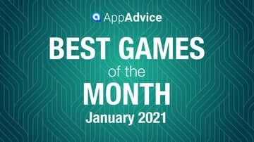 Best Games of January 2021