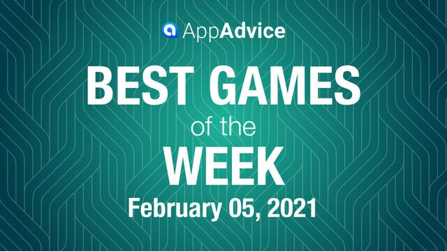 Best Games of the Week February 5