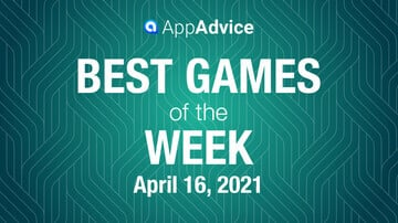 Best Games of the Week April 16