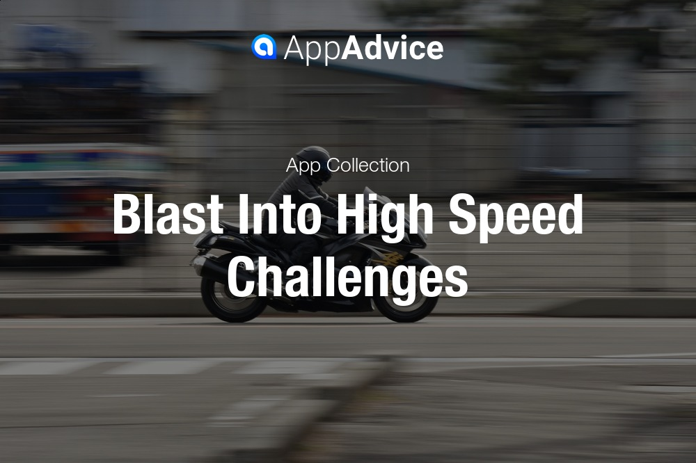 Take on the challenges at high speed