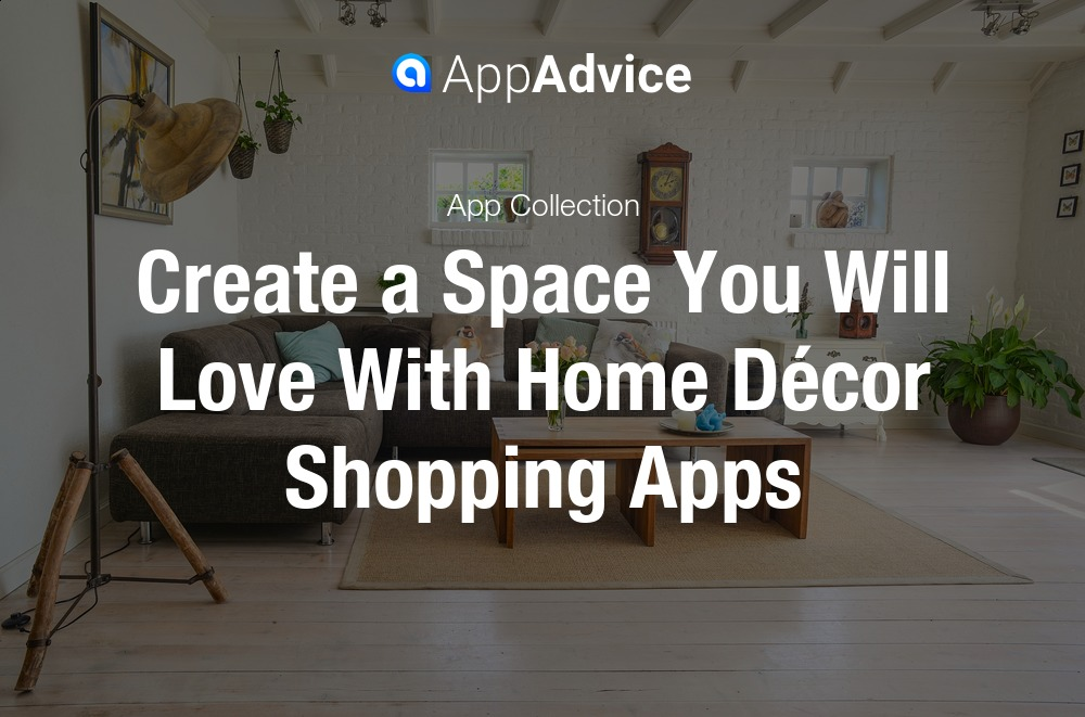 Home Decor Shopping Apps for iOS