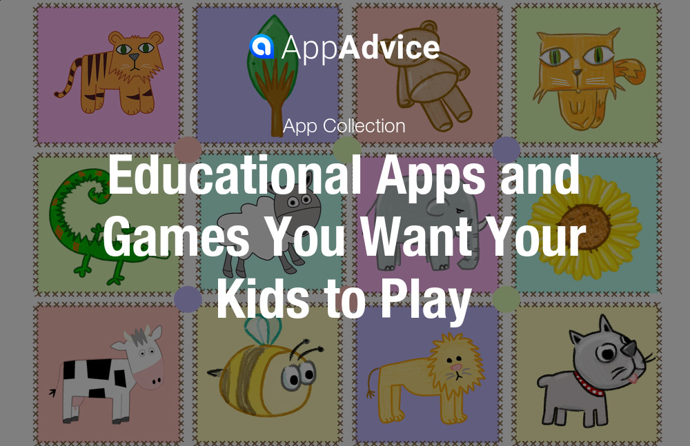 Educational Apps and Games on iOS