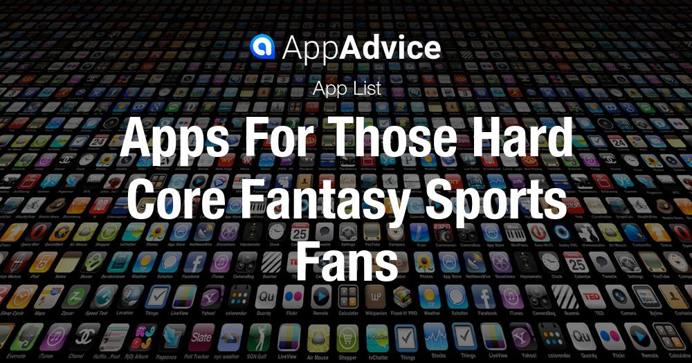 Dailey Fantasy Sports Apps