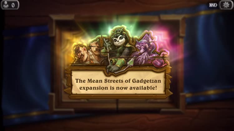Gadgetzan Available Now