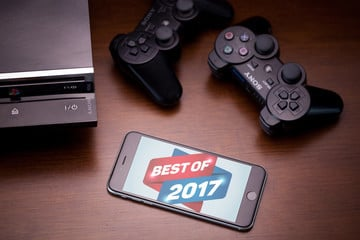 The 50 Best iOS Games Of 2017 with Game of The Year