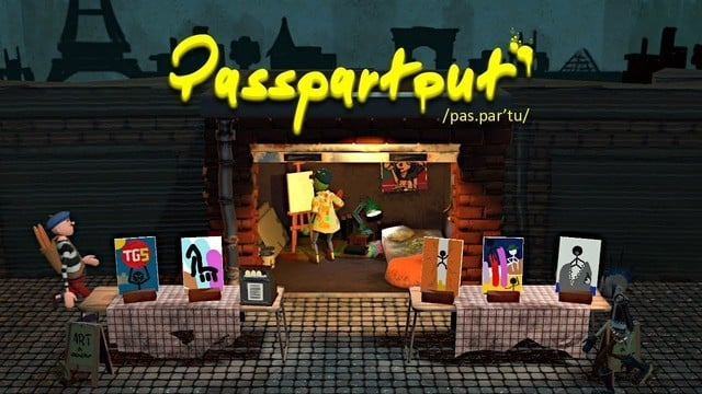 Passpartout: Starving Artist Is A Masterstroke In Game Development
