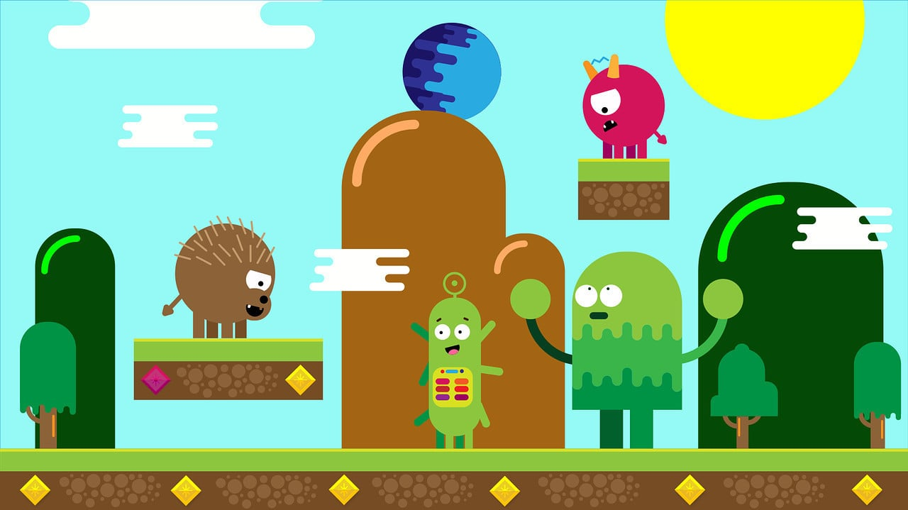 Action Packed Platformers Made For Anyone