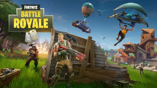 Fortnite Arrives On iOS With Battle Royale And Invite Only