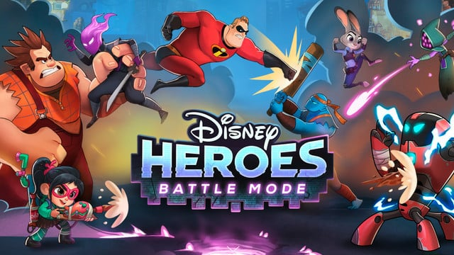 Does Disney Heroes Battle Mode Reach New Heights?
