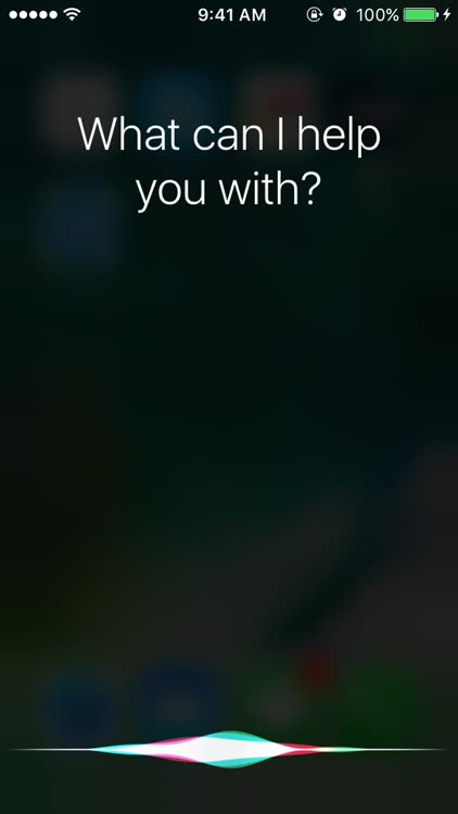 Send messages with Siri