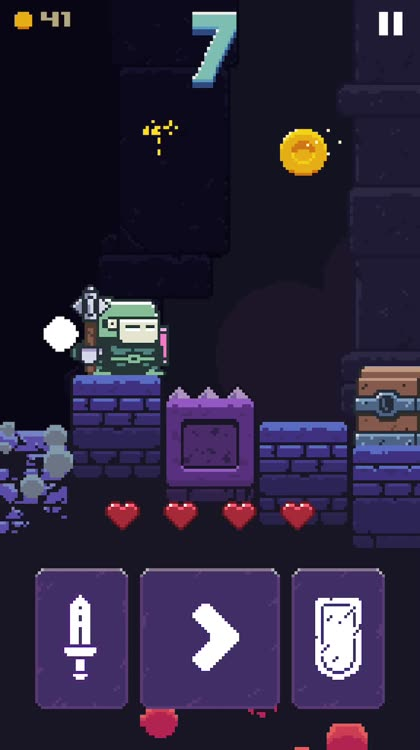 Simple and intuitive controls