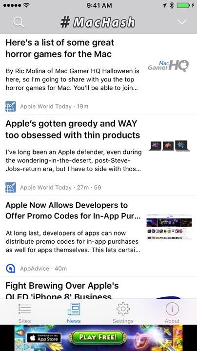 The Apple News Aggregator