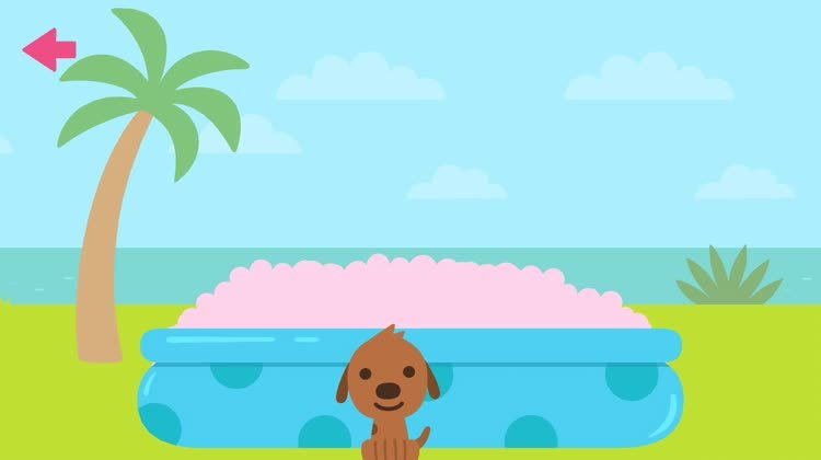 Learn to Count with Sago Mini Puppy Preschool